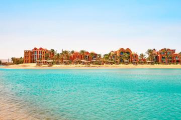 Отель Sheraton Miramar Resort El Gouna Египет, Эль Гуна, фото 1