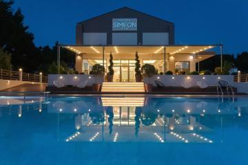 Отель Simeon Греция, Халкидики-Ситония, фото 1