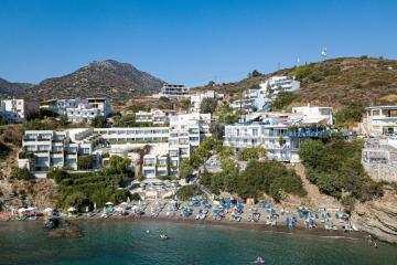 Отель Sofia Mythos Beach Aparthotel Греция, о. Крит-Ретимно, фото 1