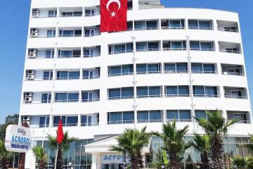 Отель Acropol Beach Турция, Коньяалты, фото 1