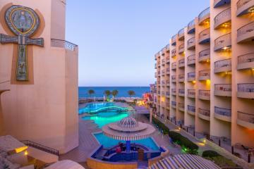 Отель Sphinx Aqua Park Beach Resort Египет, Хургада, фото 1
