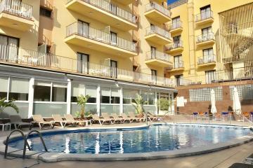 Отель Hotel Stella Maris Испания, Коста Брава, фото 1