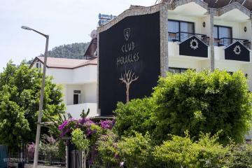 Отель Club Herakles Hotel Турция, Кемер, фото 1