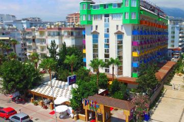Отель Klas More Beach Hotel Турция, Махмутлар, фото 1