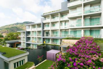 Отель Sugar Palm Grand Hillside Тайланд, о Пхукет, фото 1