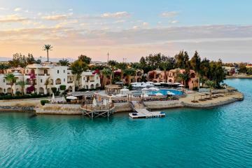 Отель Sultan Bey Hotel Египет, Эль Гуна, фото 1