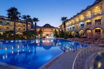 Отель Larissa Sultan Beach Турция, Чамьюва, фото 1