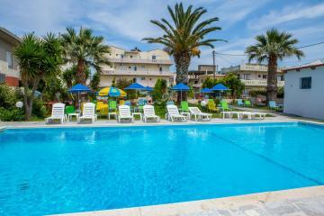 Отель Australia Греция, о. Крит-Ираклион, фото 1