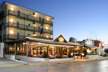 Отель Sun Boutique Hotel Греция, о. Крит-Ираклион, фото 1