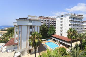 Отель Sun Maritim Beach Турция, Авсаллар, фото 1