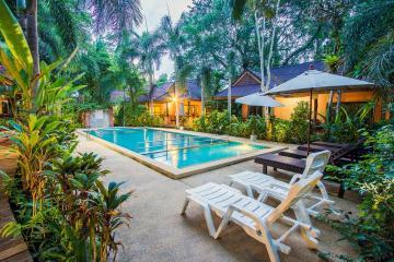 Отель Sunda Resort Krabi Тайланд, Ао Нанг, фото 1