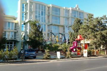 Отель Sunny Day Club Apartments Болгария, Солнечный берег, фото 1