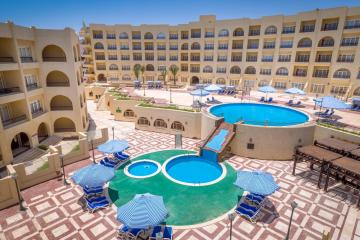 Отель Sunny Days Mirette Family Resort Египет, Хургада, фото 1