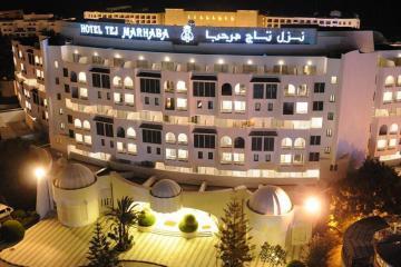 Отель Tej Marhaba Тунис, Сусс, фото 1
