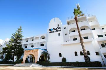 Отель Cosmos Tergui Club Тунис, Сусс, фото 1