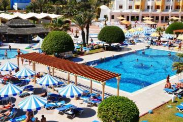 Отель Thapsus Club Hotel Тунис, Махдия, фото 1