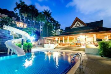 Отель Andamantra Resort and Villa Phuket Тайланд, пляж Патонг, фото 1