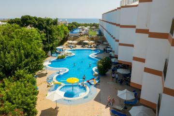 Отель Avlida Hotel Кипр, Пафос, фото 1