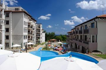 Отель The Cliff Beach & Spa Болгария, Обзор, фото 1