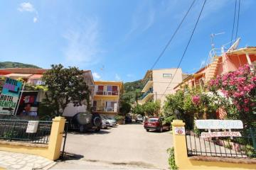 Отель Avra Budget Beach Hotel Греция, о Корфу, фото 1