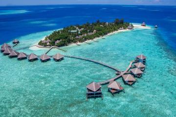 Отель Adaaran Club Rannalhi Мальдивы, Мале, фото 1