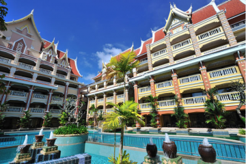 Отель Aonang Ayodhaya Beach Resort Тайланд, Ао Нанг, фото 1