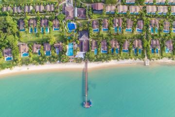 Отель The Village Coconut Island Тайланд, о. Коконат, фото 1
