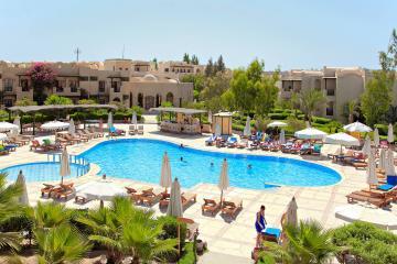 Отель Three Corners Rihana Inn Египет, Эль Гуна, фото 1
