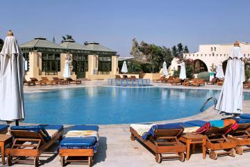 Отель Three Corners Rihana Resort Египет, Эль Гуна, фото 1
