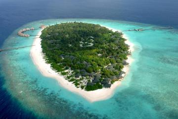 Отель Adaaran Select Meedhupparu Мальдивы, Раа Атолл, фото 1