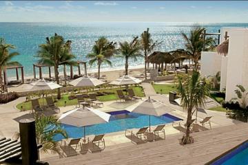 Отель Azul Beach Hotel Мексика, п-ов Юкатан, фото 1