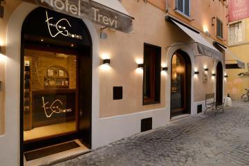 Отель Trevi Италия, Рим, фото 1