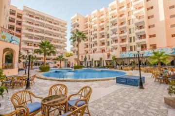 Отель Empire Hotel Египет, Хургада, фото 1