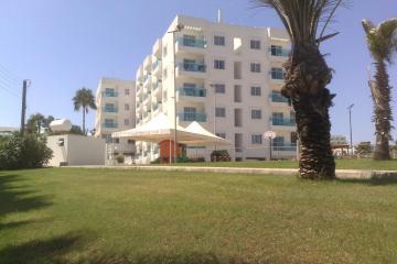 Отель Vrissaki Hotel Apartments Кипр, Протарас, фото 1