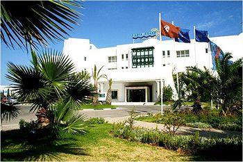 Отель Bahia Beach Тунис, Хаммамет, фото 1