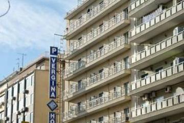 Отель Vergina Греция, Салоники, фото 1