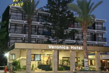 Отель Veronica Hotel Кипр, Пафос, фото 1