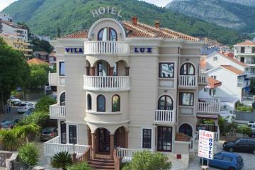 Отель Vila Lux Черногория, Будва, фото 1