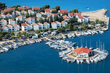 Отель Villas Kornati Хорватия, Северная Далмация, фото 1