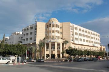 Отель Kantaoui Centre Тунис, Сусс, фото 1