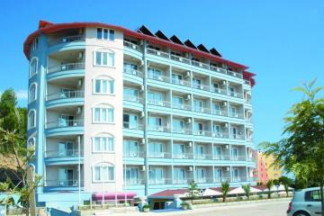 Отель Holiday Line Beach Турция, Конаклы, фото 1