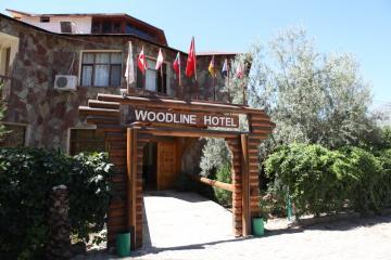 Отель Woodline Hotel Турция, Гёйнюк, фото 1