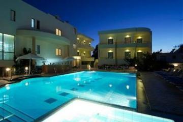Отель Yakinthos Hotel Греция, о. Крит-Ханья, фото 1