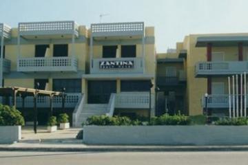 Отель Zantina Hotel Греция, о. Крит-Ретимно, фото 1