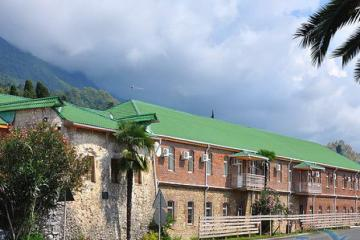 Отель Абхазия Абхазия, Новый Афон, фото 1