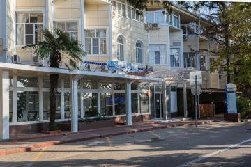 Отель Пансионат Аквамарин (Хоста) Россия, Сочи, фото 1