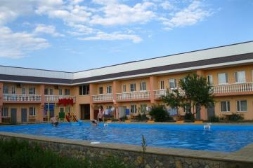 Отель Акватория база отдыха Россия, Евпатория, фото 1