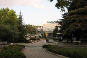 Отель Althea Болгария, Албена, фото 1