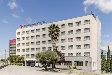 Отель Exe Barbera Parc Испания, Барселона, фото 1