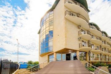 Отель База отдыха Белый Лебедь Россия, Анапа, фото 1